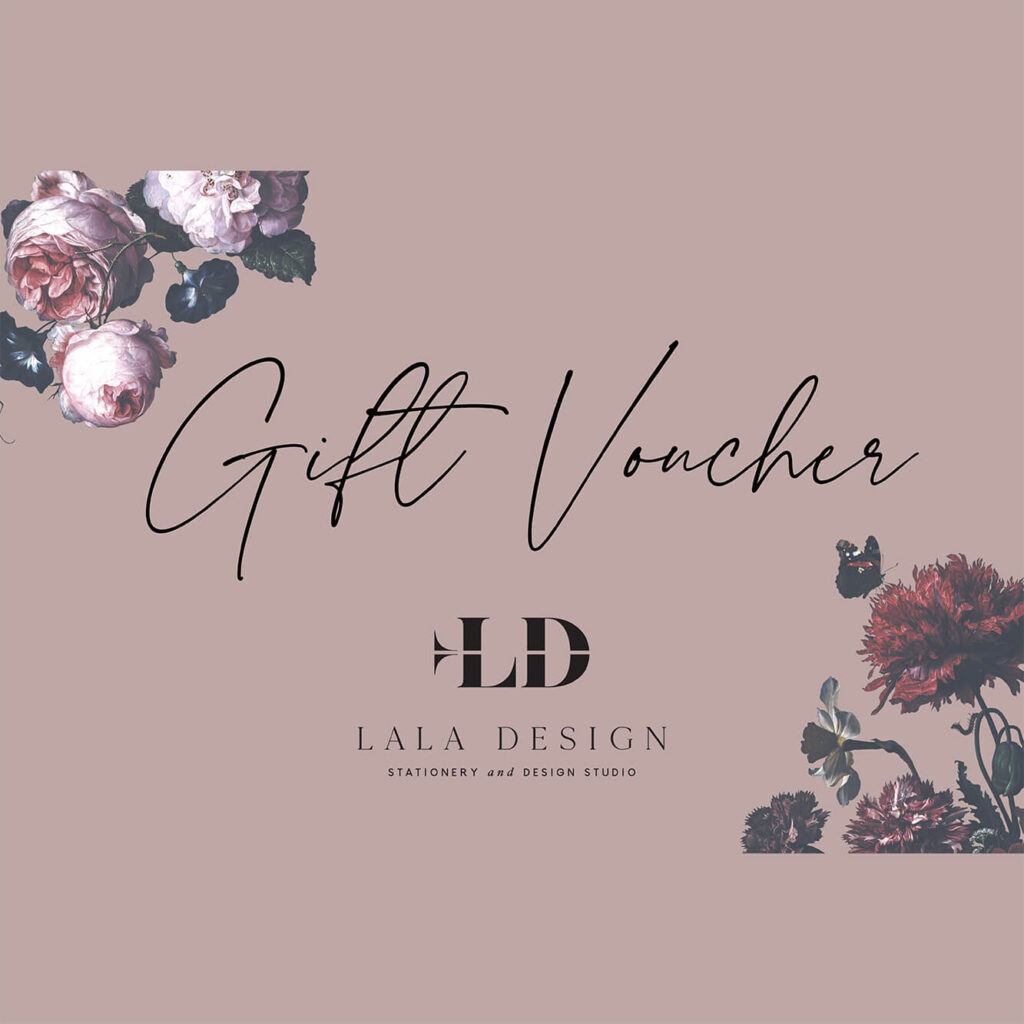Gift Voucher - Lala Design