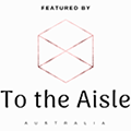 TO THE AISLE AUSTRALIA OFFICIAL wedding features and directory_120X120