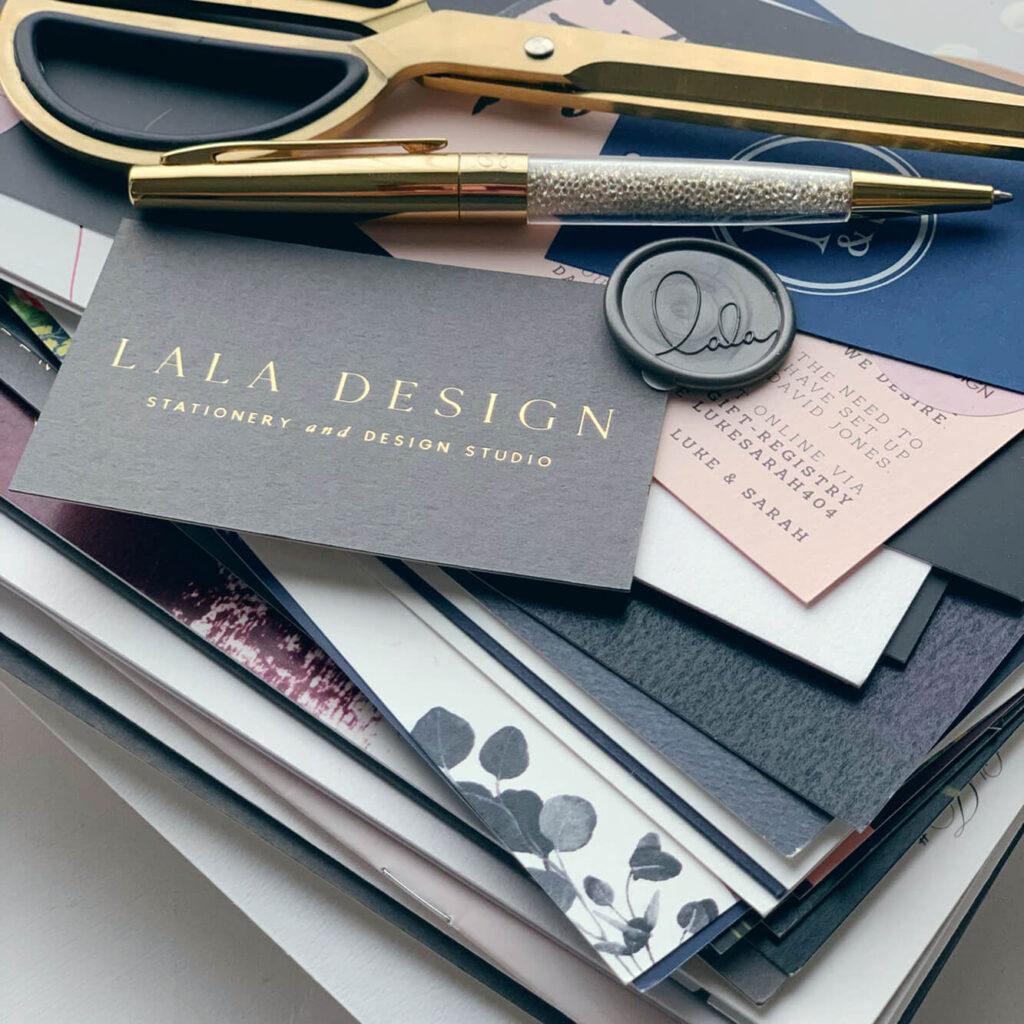 Luxury wedding stationery & invitation sample pack - Perth WA