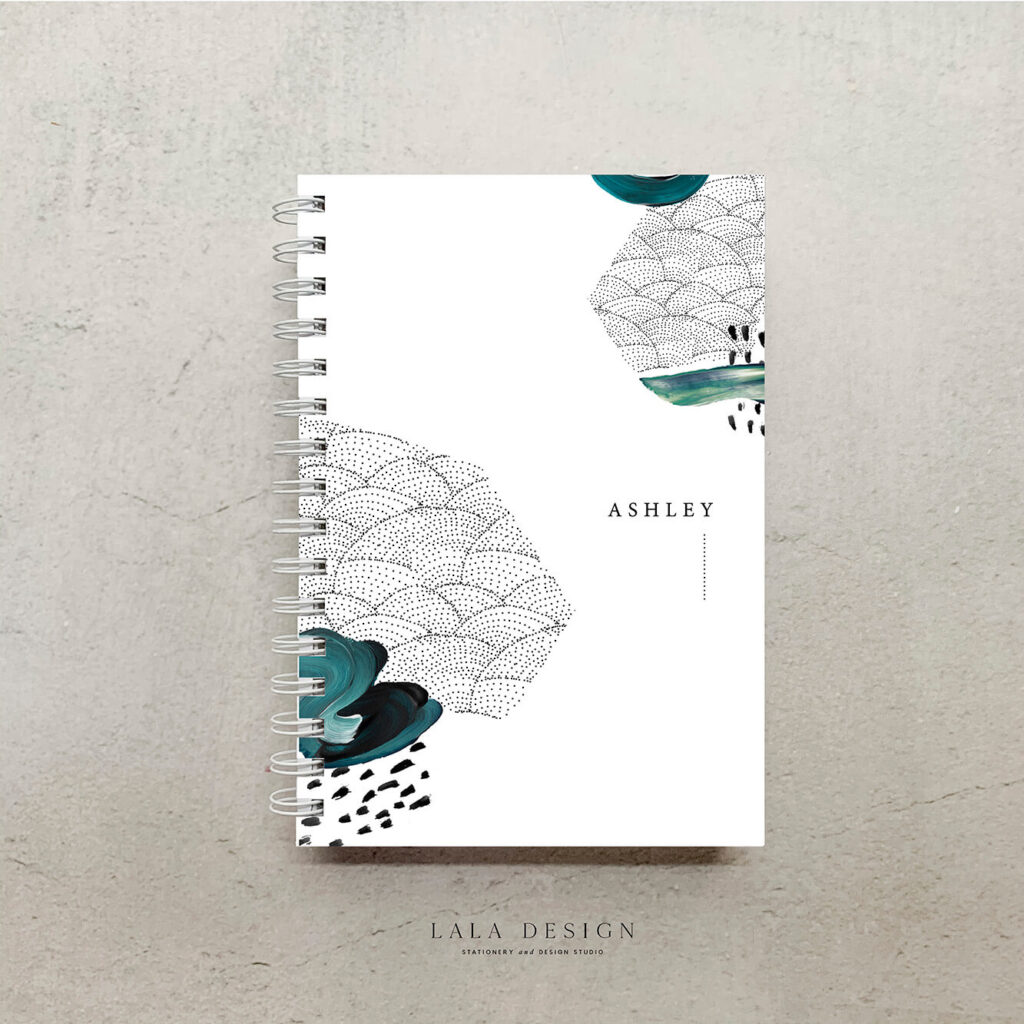 Amaya Ink Notebook | Handmade & custom designed notebooks - Perth WA