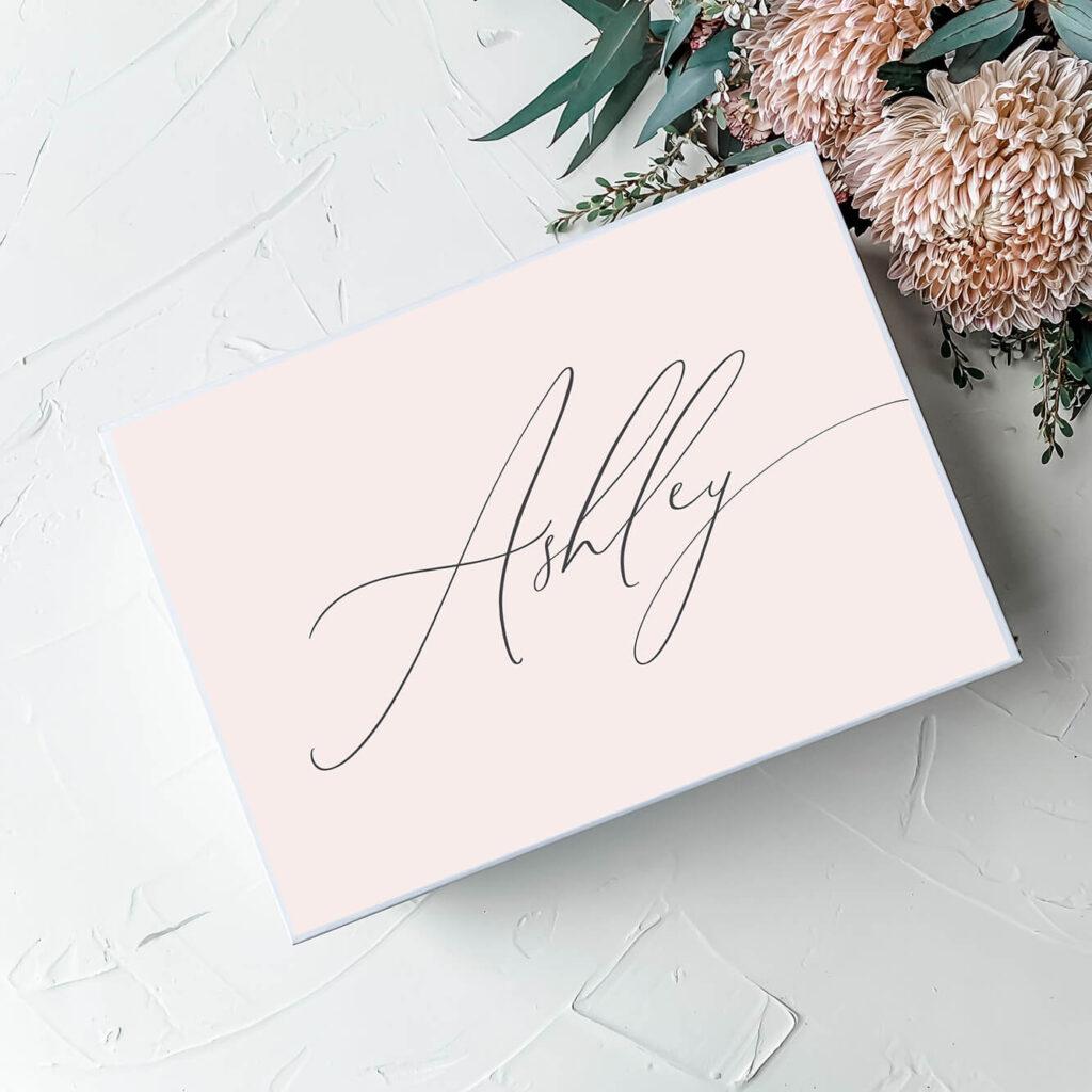 Dainty | Personalised gift boxes & bridesmaid boxes - Perth WA