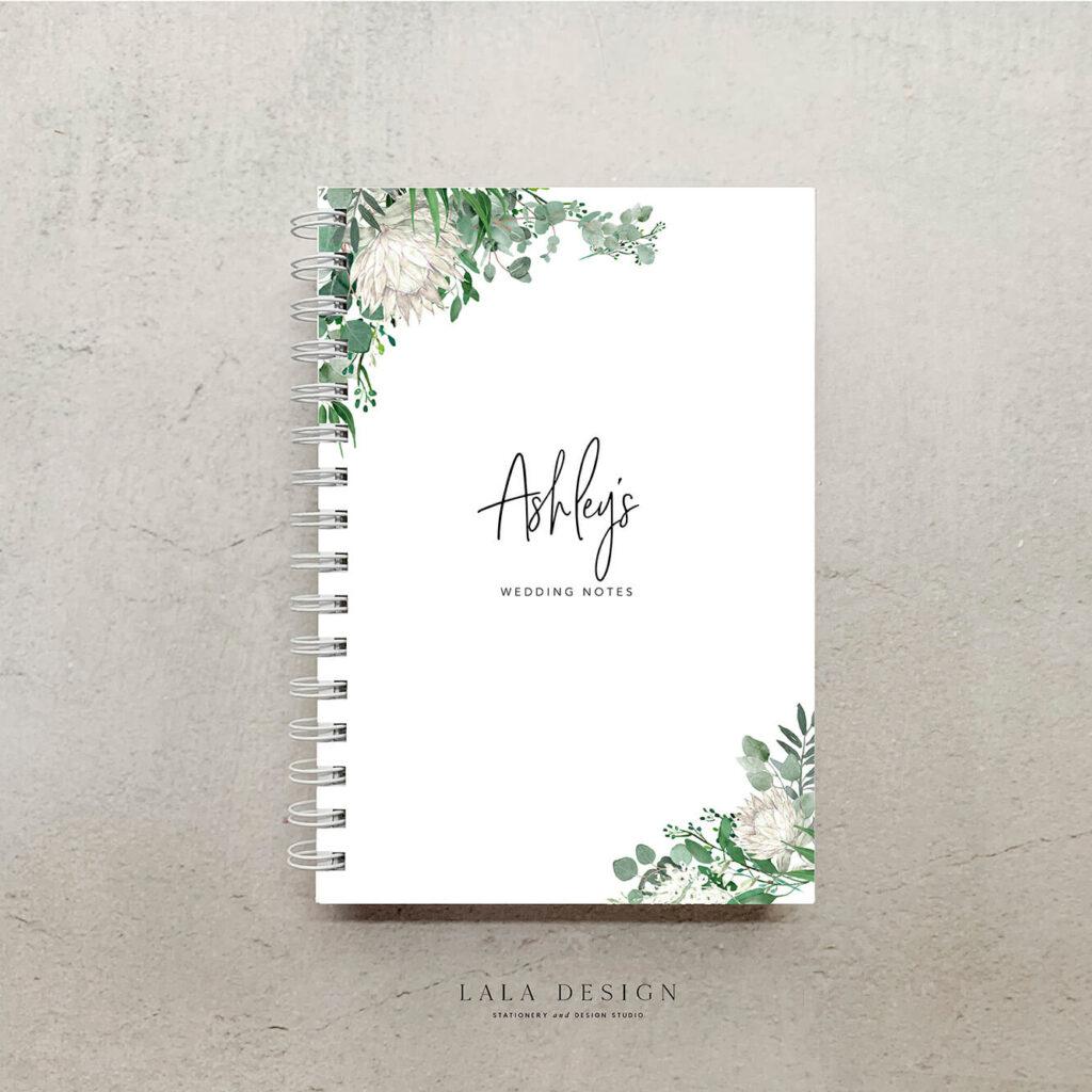 Parker Estate Notebook | Customised & handmade notebooks - Perth WA