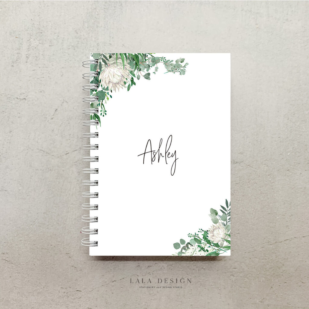 Parker Estate Notebook   Personalised notebooks & stationery - Perth WA