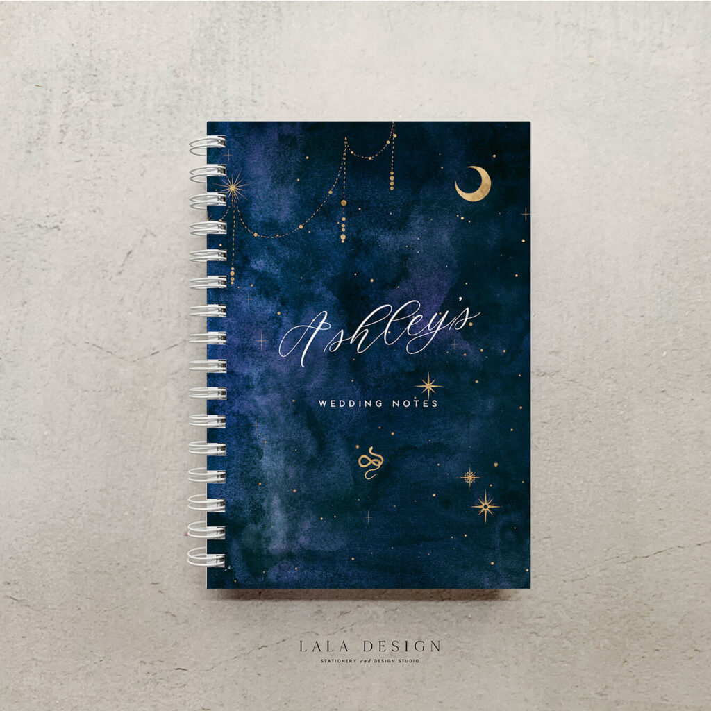 Ritual Notebook | Wedding Notebooks & Stationery - Perth WA