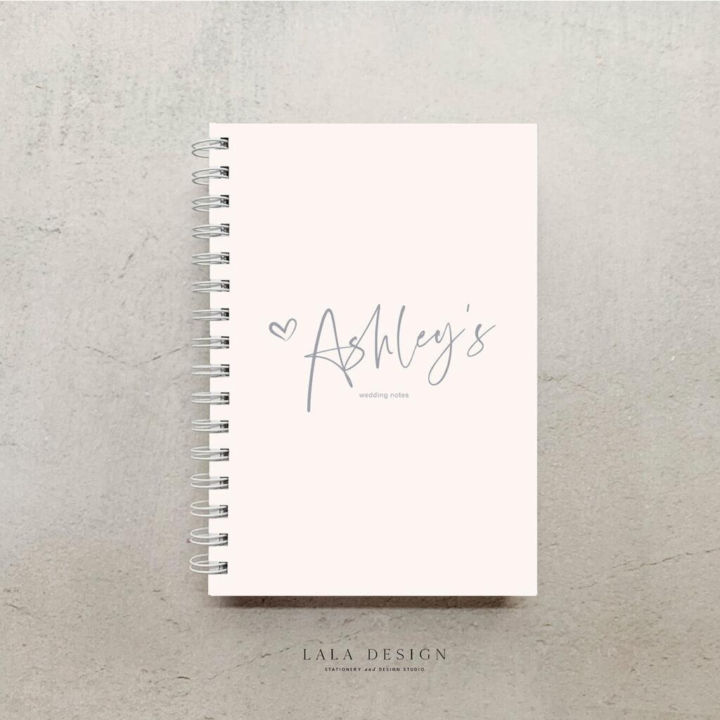 Thorne Notebook | Custom design & handmade note books - Perth WA