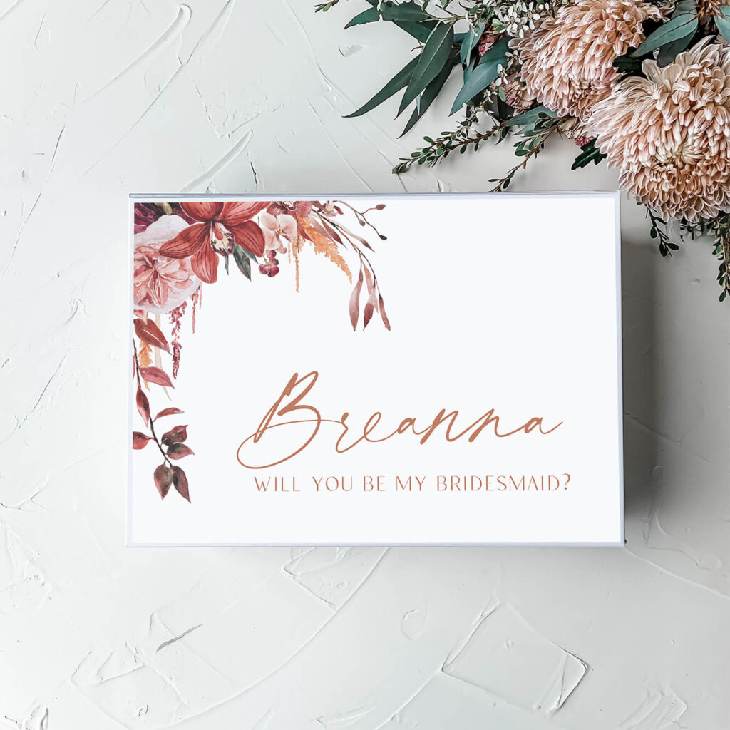 Demeter | Personalised Gift Boxes & Bridesmaid Boxes - Perth WA