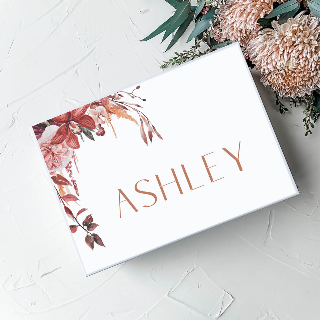 Demeter | Personalised Gift Boxes & Bridesmaid Boxes - Perth WA