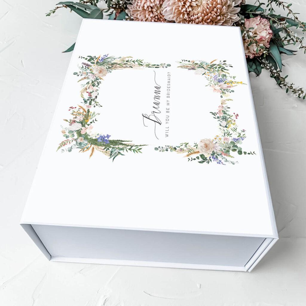 Hopes Garden | Personalised Gift Boxes & Bridesmaid Boxes Perth WA