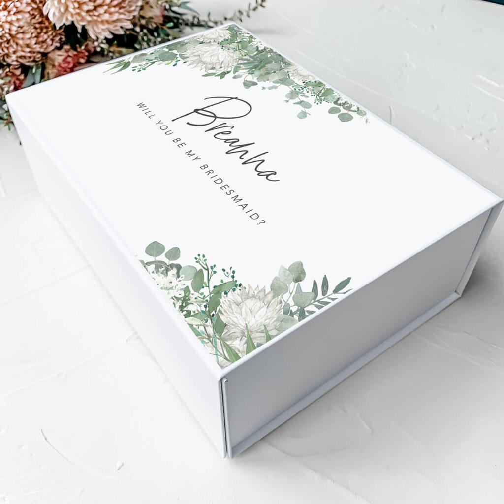 Parker Estate | Personalised Gift Boxes & Bridesmaid Boxes Perth WA
