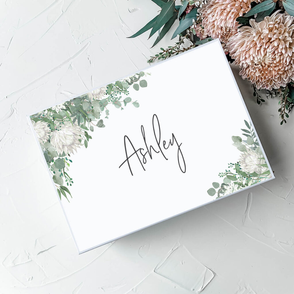 Parker Estate | Personalised Gift Boxes & Bridesmaid Boxes Perth WA
