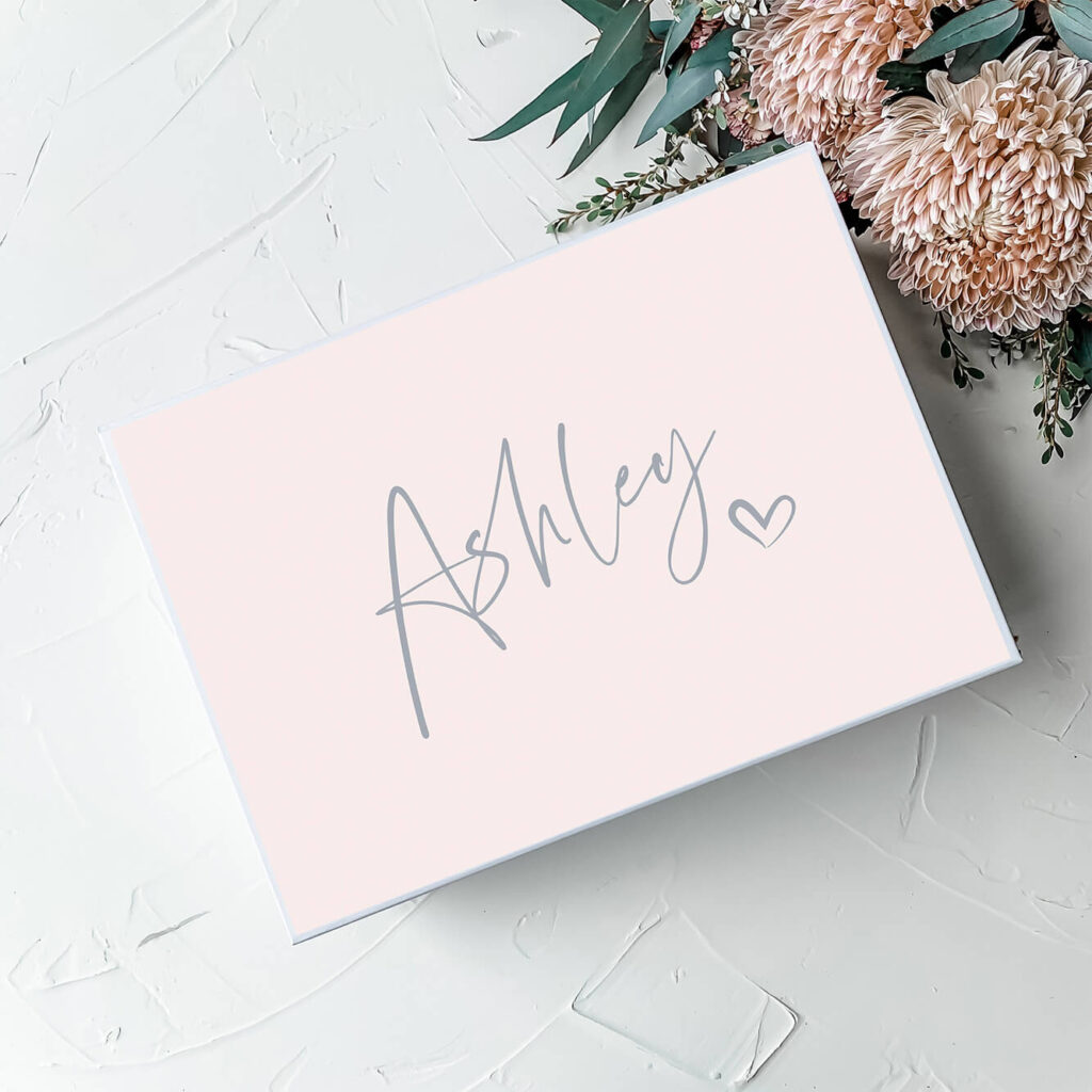 Thorne - Nude | Personalised Gift Boxes & Bridesmaid Boxes Perth WA