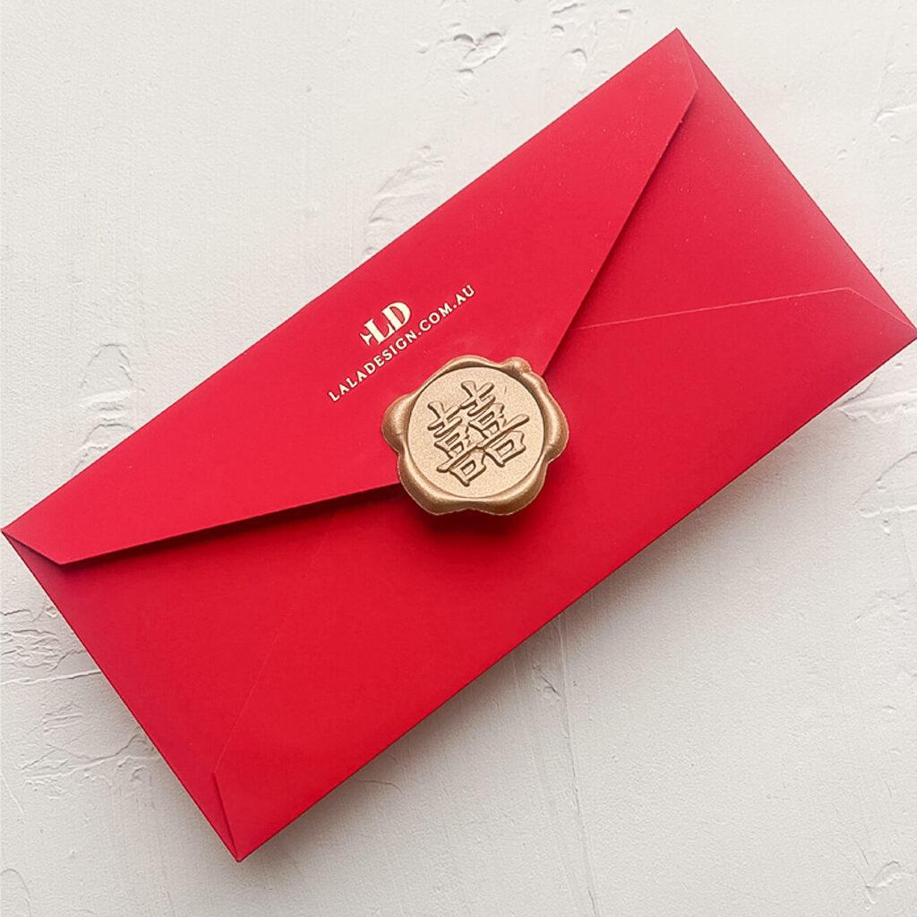 Chinese new year stationery   red envelope angpow Perth WA